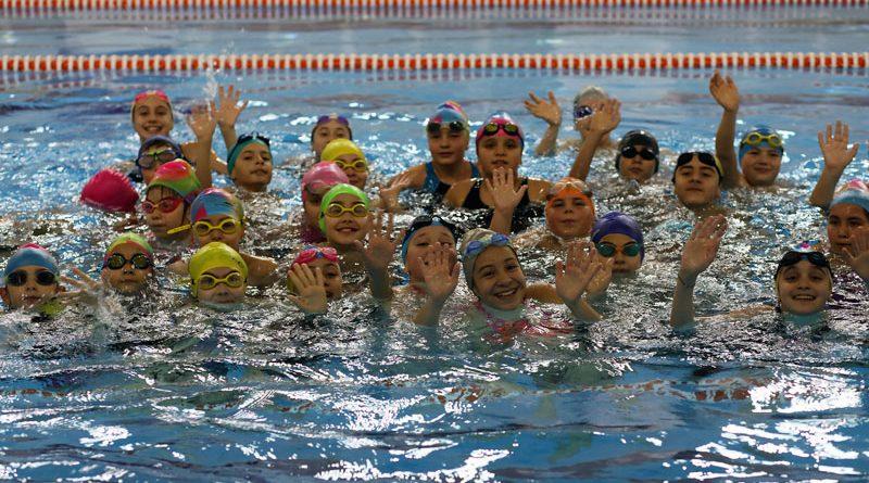Yüzme Okulu Kayıtlarımız Başlamıştır.