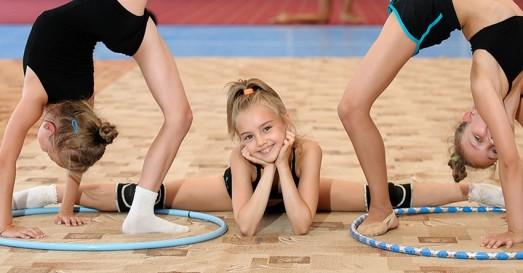 Jimnastik Okulu Kayıtlarımız Başlamıştır.