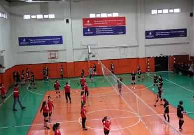 RÜZGAR VOLEYBOL BASKETBOL / GAZİOSMANPAŞA / BAYRAMPAŞA / EYÜP